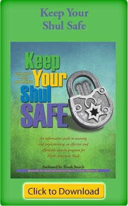 Keep your shul safe