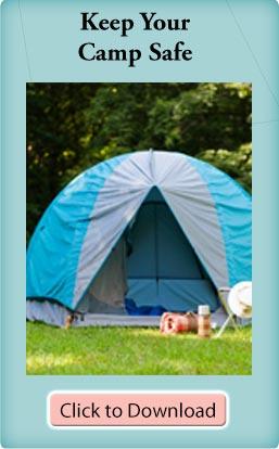 Keep your Camp Safe